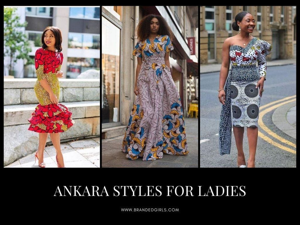 20 Latest Ankara Styles Outfits For Ladies To Wear In 2021