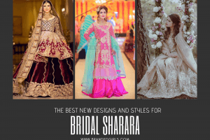 Wedding Sharara Styles and Designs (13)