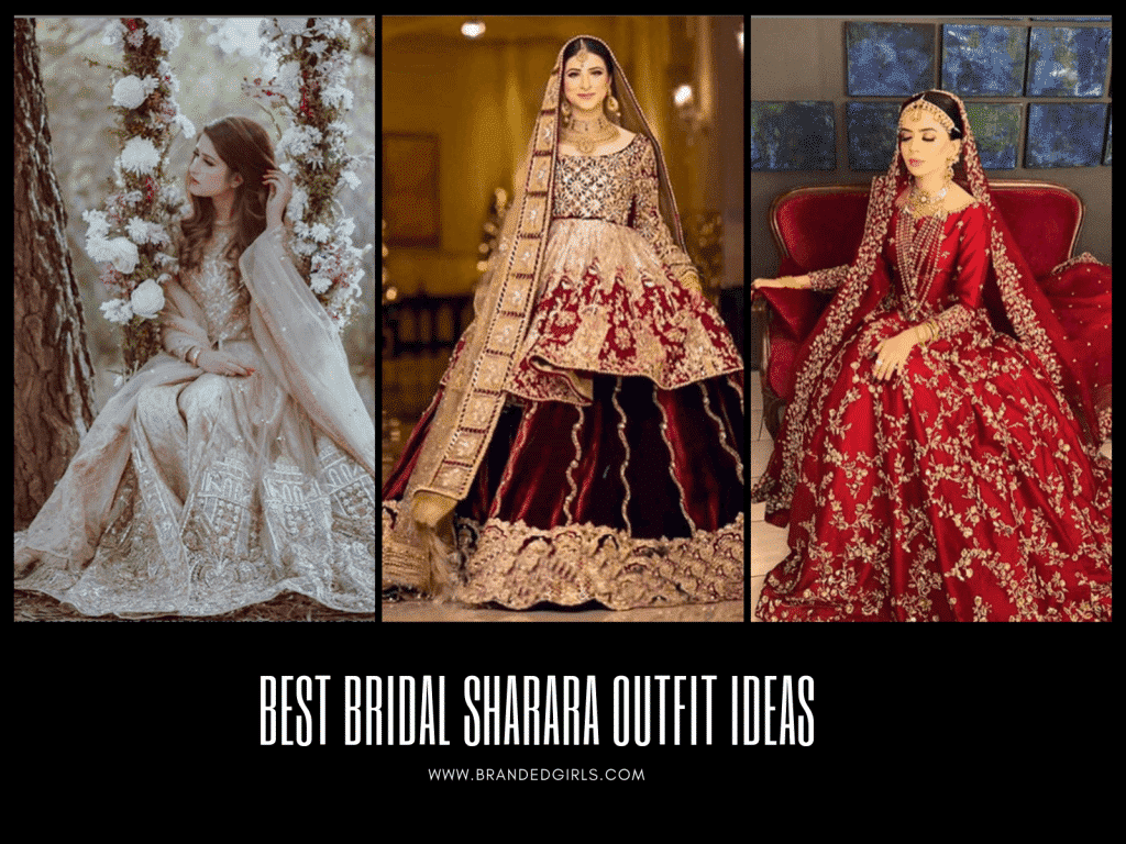 BEST-BRIDAL-SHRARA-IDEAS-1024x768 Bridal Sharara Designs-32 News Designs and Styles to Try