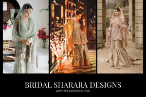 Bridal Sharara Designs 32 Latest Sharara Styles For Brides