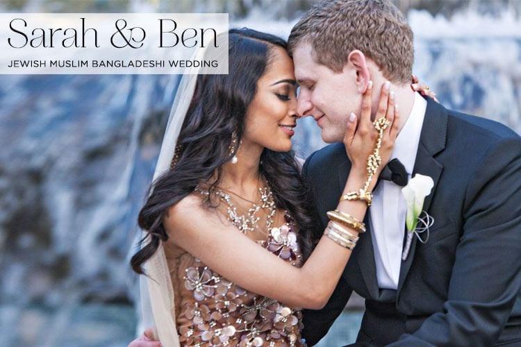 Jewish-Muslim-Wedding 50 Romantic Jewish Couples-Wedding and Relationship Photos