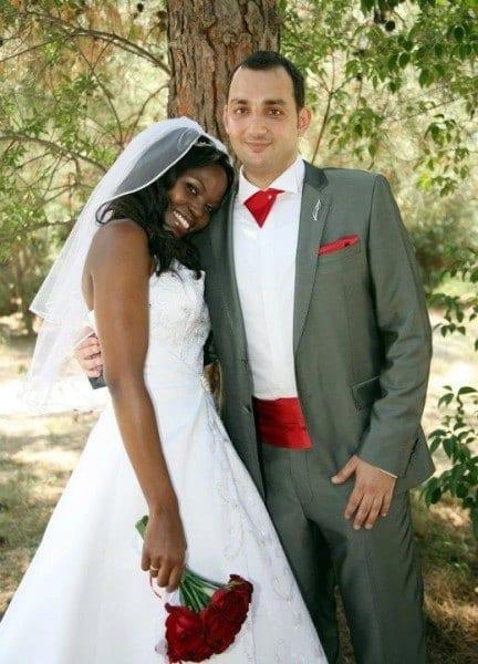 Lizz-Njagah-Alexandros-Konstantaras-Wedding-June-2012-BellaNaija-027-432x600 50 Romantic Jewish Couples-Wedding and Relationship Photos
