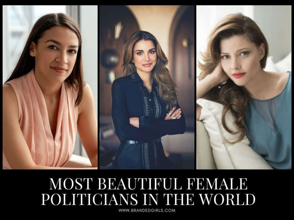 20 Most Beautiful Female Politicians In The World