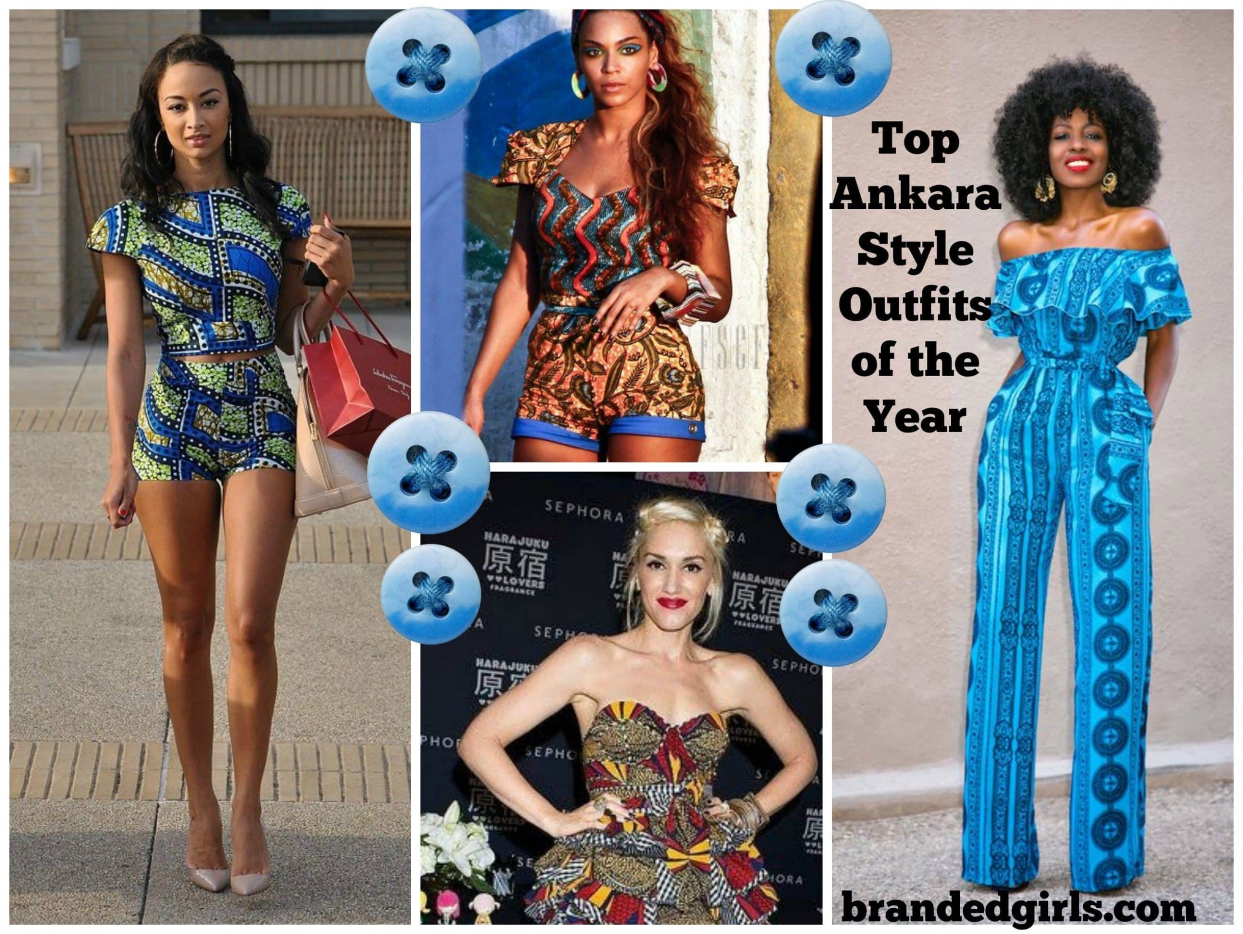 ankara outfit ideas