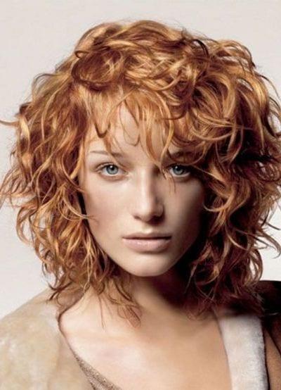 Short-Curly-Hairstyles Skinny Girl Hair Looks - 25 Best Hairstyles for Skinny Girls