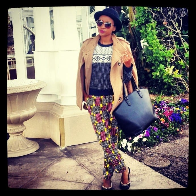 The_Fashion_Notebook_feature_-_Oct2013 African Fashion Bloggers-Top 15 African Fashion Blogs to Follow