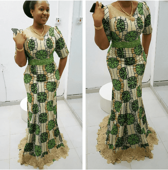 ankara-maxi Top 20 Ankara Styles outfits  for Ladies to Follow in 2018