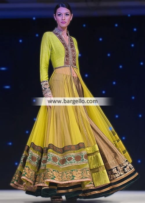 dholki Dholki Outfits-20 Ideas What to Wear on Dholki/Sangeet Night