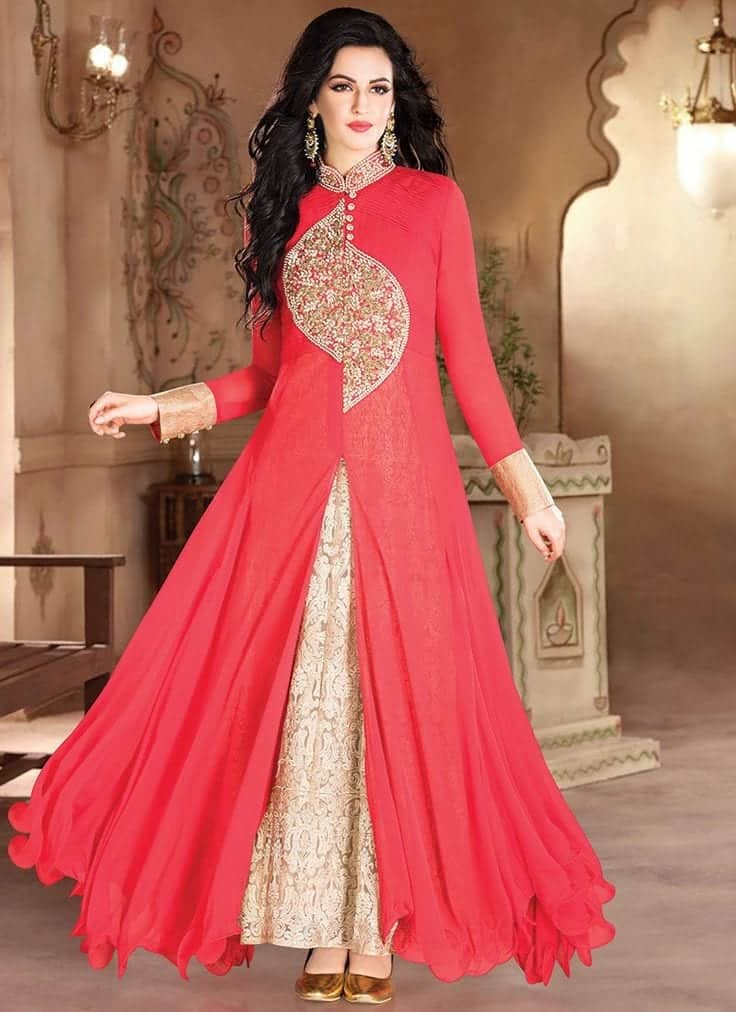ea4aa9324af0f877eee8501e52c44344 30 Latest Indian Bridal Gown Styles and Designs to Try this Year