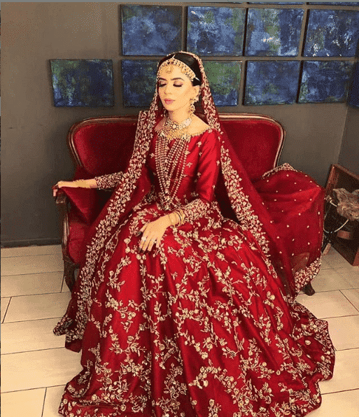 fanciest-wedding-look Bridal Sharara Designs-32 News Designs and Styles to Try