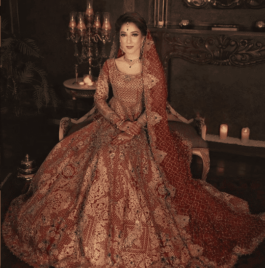 gown-inspired Bridal Sharara Designs-32 News Designs and Styles to Try