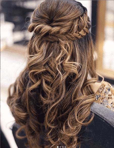 hair-style-on-shara Bridal Sharara Designs-32 News Designs and Styles to Try