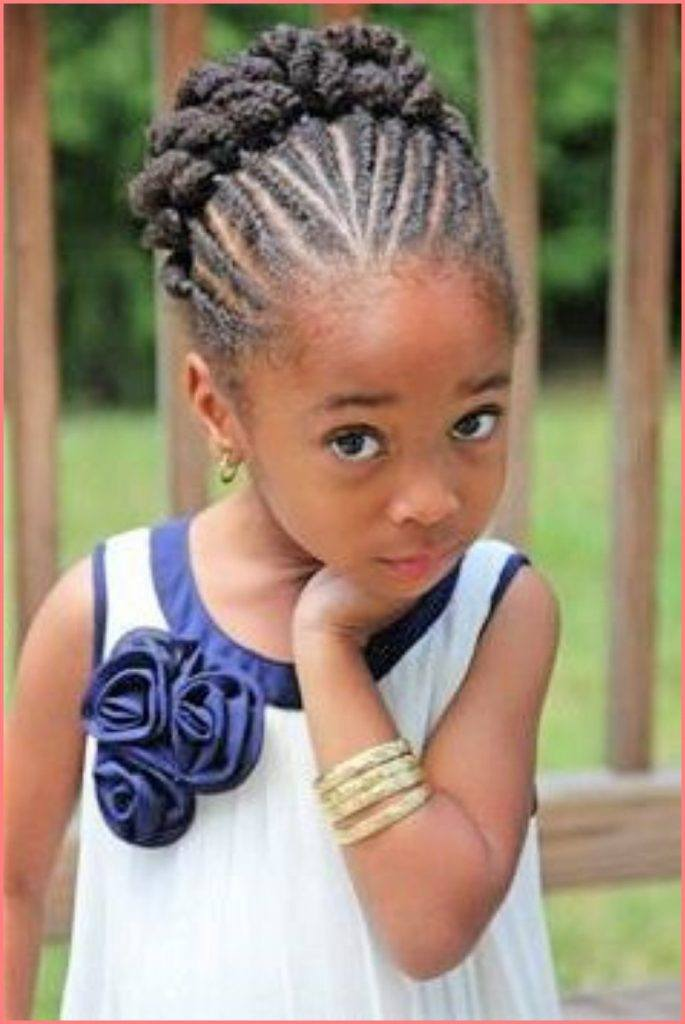 hairstyles-for-black-little-girls-with-short-hair-685x1024 50 Cutest Pictures of African Girls of All Ages