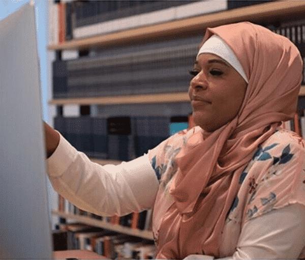 hijab-at-work-2 Top 20 Hijab Styles 2019 Every Hijabi Should Know