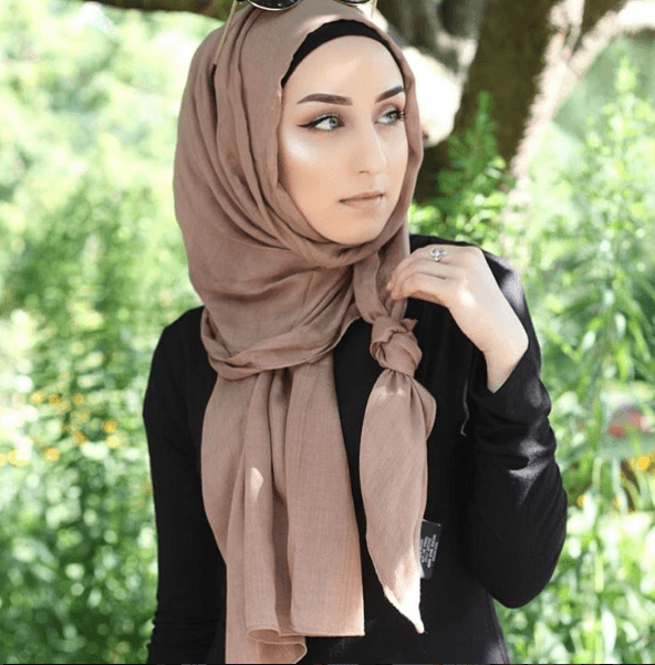 hijab-for-school-girls Top 20 Hijab Style Trends for Muslim Women These Days