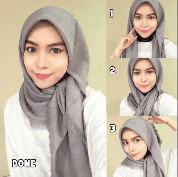 hijab-in-a-minute Top 20 Hijab Styles 2019 Every Hijabi Should Know