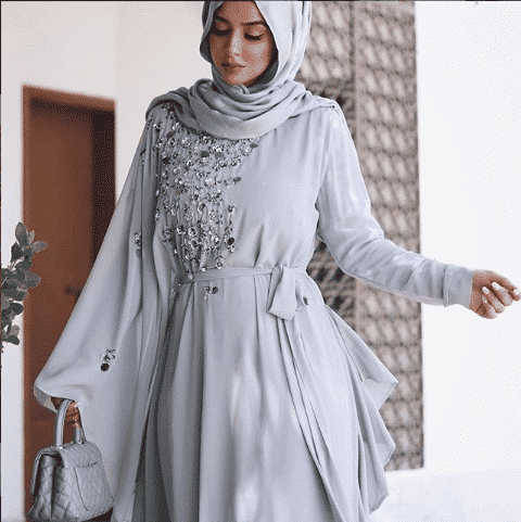hijab-without-pins-1 Top 20 Hijab Styles 2019 Every Hijabi Should Know