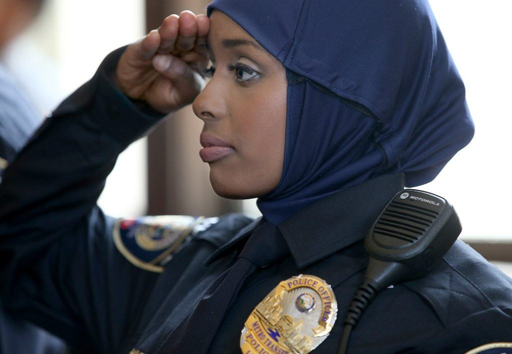 hijan-with-uniform-1024x709 Top 20 Hijab Style Trends for Muslim Women These Days