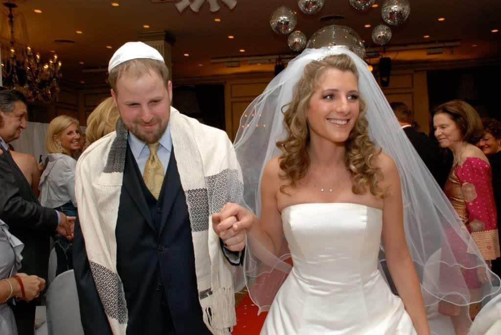 ilana-ben-1981 50 Romantic Jewish Couples-Wedding and Relationship Photos
