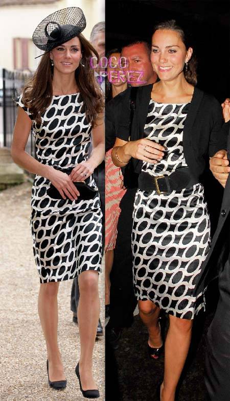 kate-middleton-wears-the-same-dress__oPt 20 Times Kate Middleton Recycled Her Wardrobe