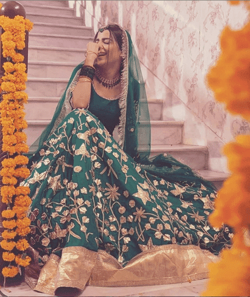 keeping-it-cultural Bridal Sharara Designs-32 News Designs and Styles to Try