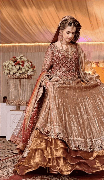 layered-cut Bridal Sharara Designs-32 News Designs and Styles to Try