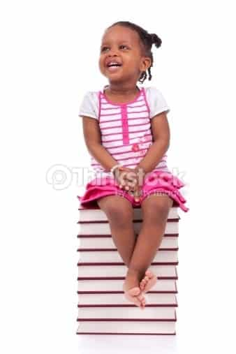 little-girl 50 Cutest Pictures of African Girls of All Ages