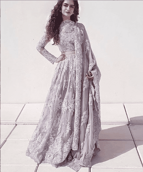 mauve-magnificance Bridal Sharara Designs-32 News Designs and Styles to Try