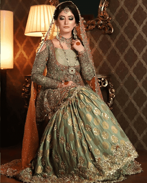 modern-day-style Bridal Sharara Designs-32 News Designs and Styles to Try