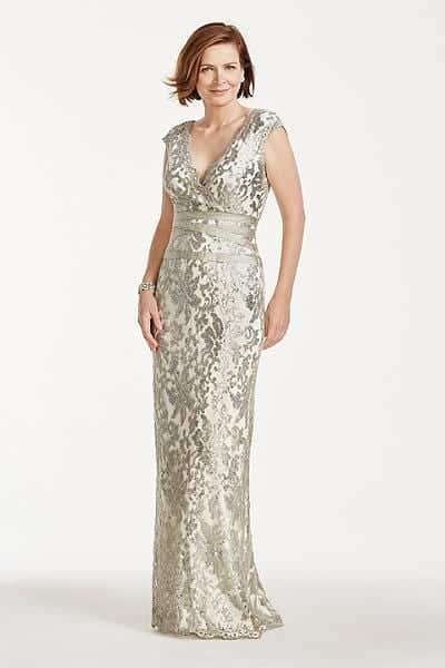 mother Outfits for Brides Mothers-20 Latest Mother of the Bride Dresses