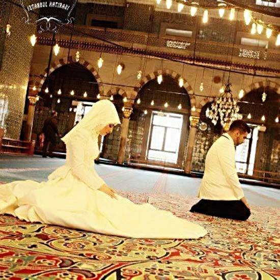 muslim-couple-351 50 Romantic Jewish Couples-Wedding and Relationship Photos