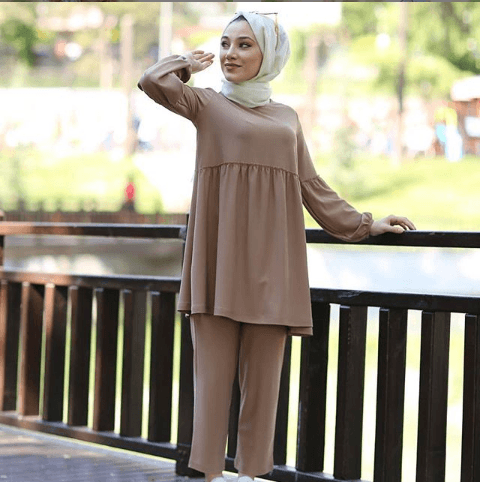 nude-hijab Top 20 Hijab Styles 2019 Every Hijabi Should Know