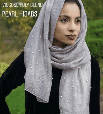 pearl-hijab Top 20 Hijab Styles 2019 Every Hijabi Should Know