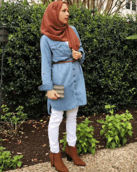 pearl-hijabs Top 20 Hijab Style Trends for Muslim Women These Days