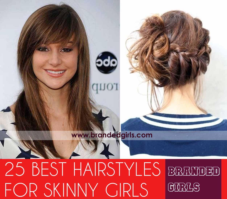 polyvore-sample-17 Skinny Girl Hair Looks - 25 Best Hairstyles for Skinny Girls