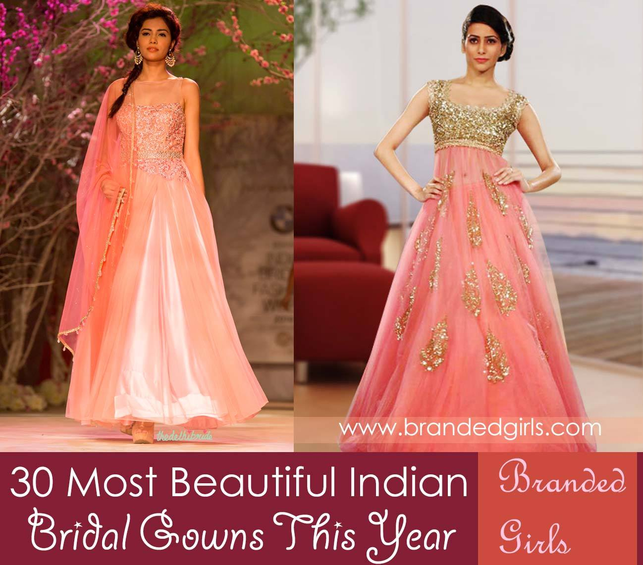 polyvore-sample-3 30 Latest Indian Bridal Gown Styles and Designs to Try this Year
