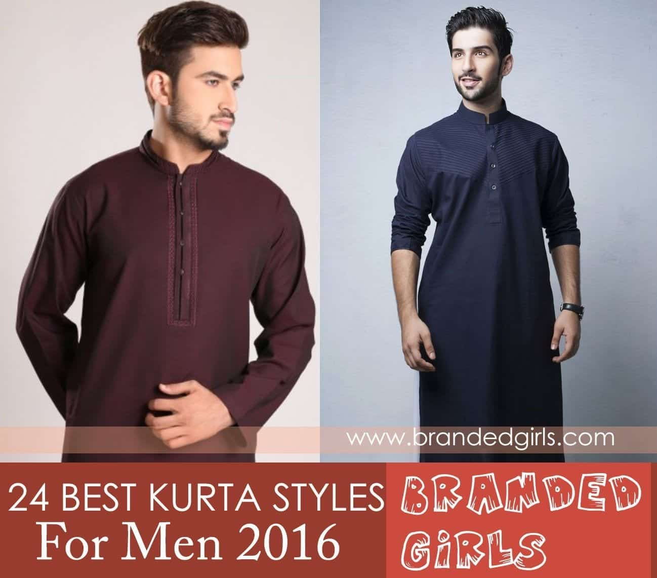polyvore-sample-4 Latest Kurta Styles for Men - 24 Best Kurta Styles in 2016