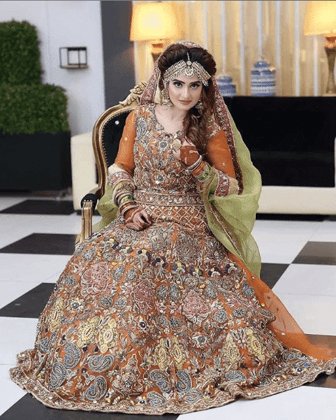 prettiest-lok Bridal Sharara Designs-32 News Designs and Styles to Try