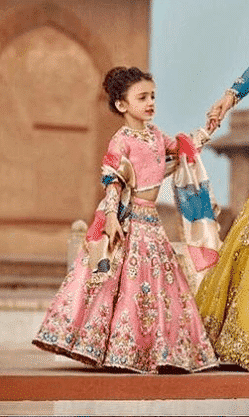 pretty-outfit-for-little-girls Bridal Sharara Designs-32 News Designs and Styles to Try
