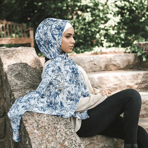 printed-hijab Top 20 Hijab Styles 2019 Every Hijabi Should Know