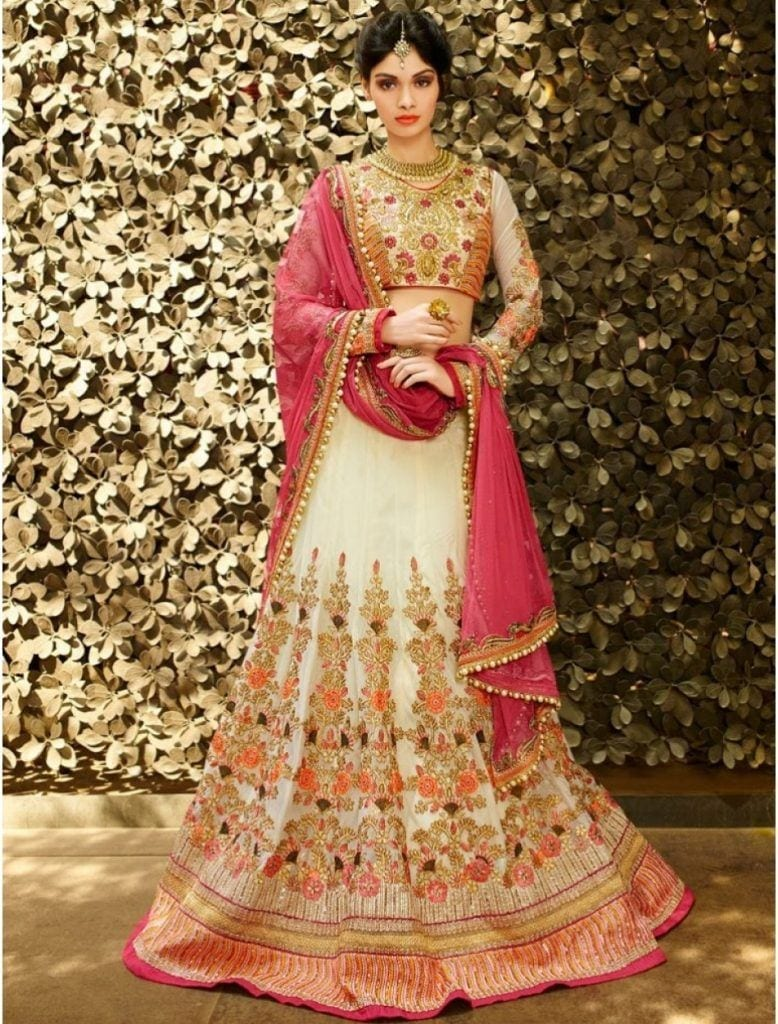 prj3346-02-778x1024 Latest Bridesmaid Lehenga Designs-22 New Styles to Try in 2016