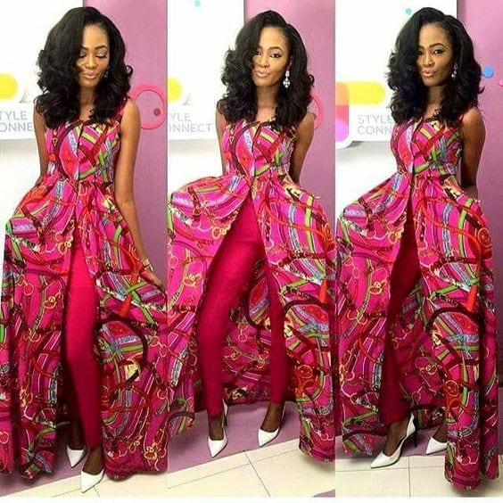 Top 20 Ankara Styles outfits for Ladies to Follow in 2018
