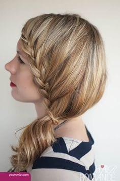 quick-hairdo-for-school Skinny Girl Hair Looks - 25 Best Hairstyles for Skinny Girls