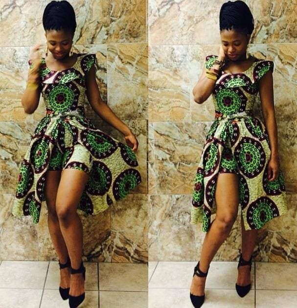 south-afro-dress 50 Cutest Pictures of African Girls of All Ages