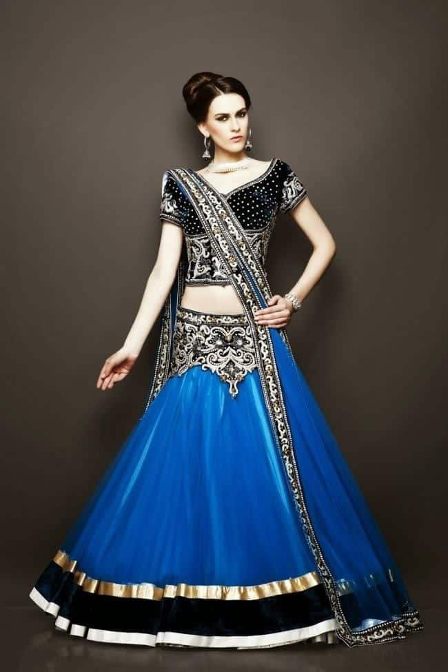 stylish-Bridesmaid-Lehengas Latest Bridesmaid Lehenga Designs-25 New Styles To Try In 2019