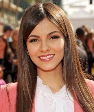 vj-long-silky-shiny-hair Skinny Girl Hair Looks - 25 Best Hairstyles for Skinny Girls