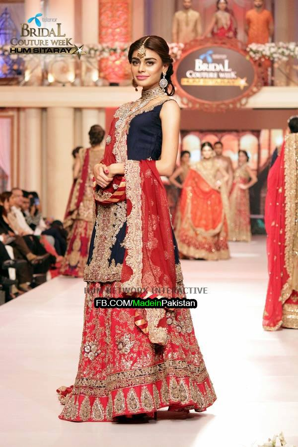 zainab-chotani Bridal Sharara Designs-20 News Designs and Styles to Try