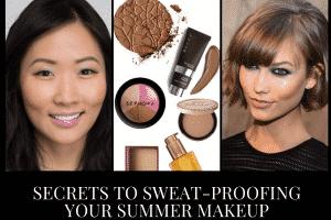 13 Pro Secrets to SweatProofing Your Summer Makeup