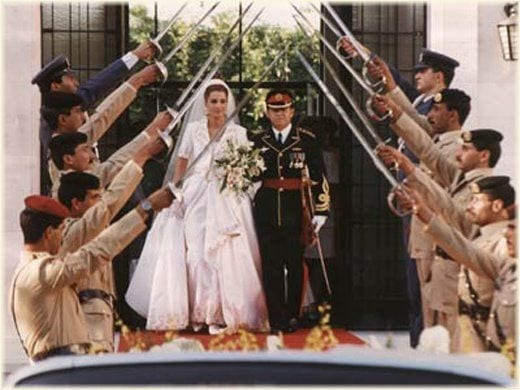 1993.06.10-Rania-Abdullah______________.2 Top 10 Most Expensive Arab Weddings of All The Time