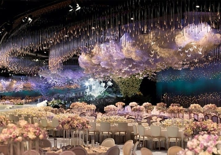 4-10-most-beautiful-arab-weddings-of-all-time Top 10 Most Expensive Arab Weddings of All The Time